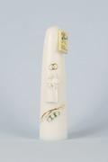 bruidspaar wit